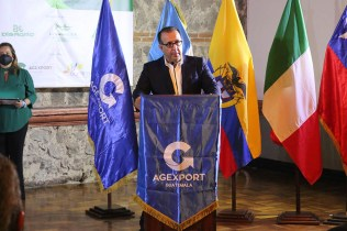 Pdte Comite Aguacate AGEXPORT, Marco Quilo