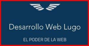 Logotipo Desarrollo Web Lugo