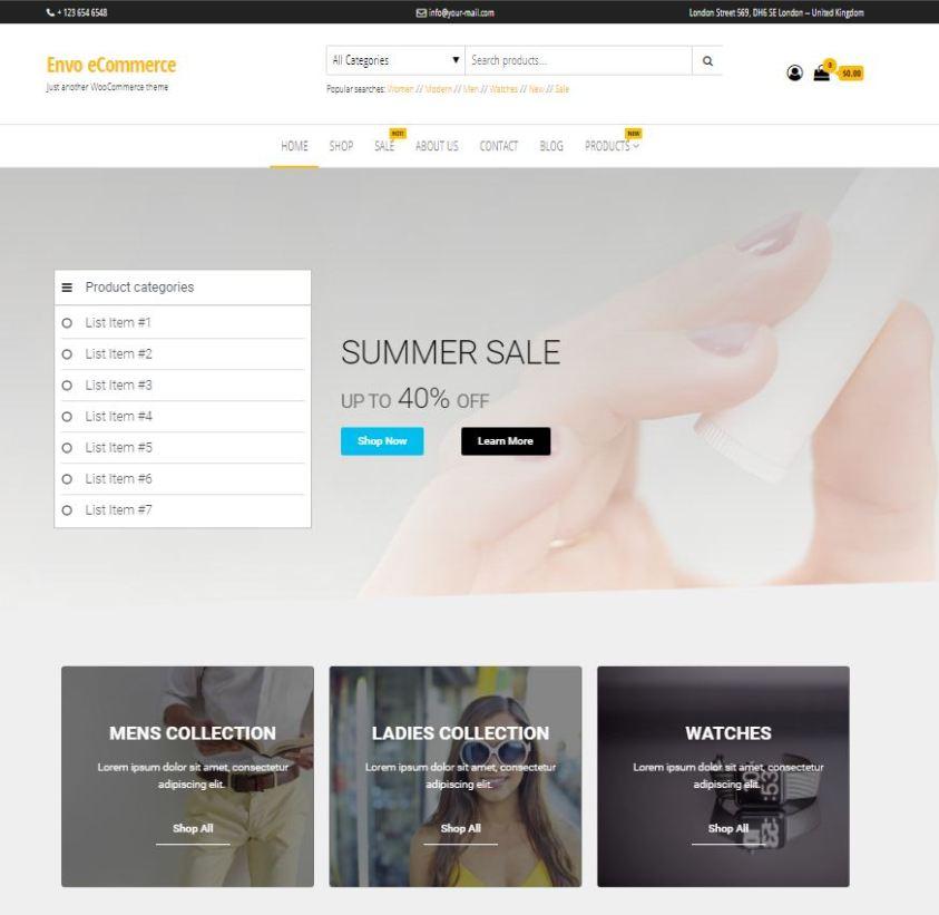 Woocommerce para digitalizar negocios locales