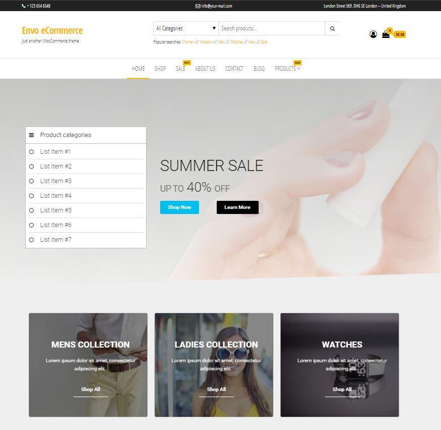 Envo soluciones de venta on-line Desarrollo Web Lugo