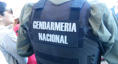 Gendarmería aprehendió a un menor en una moto con pedido de captura.