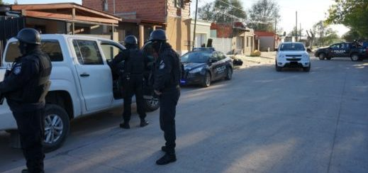 La policía de Santa Fe desbarató una banda dedicada al abigeato.