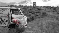 The International Car Forest of the Last Church by @desautomatas