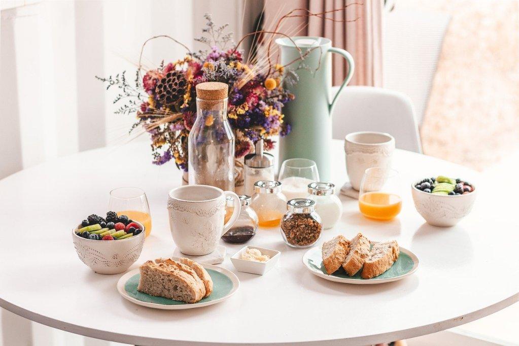 Desayuno sano ejemplos
