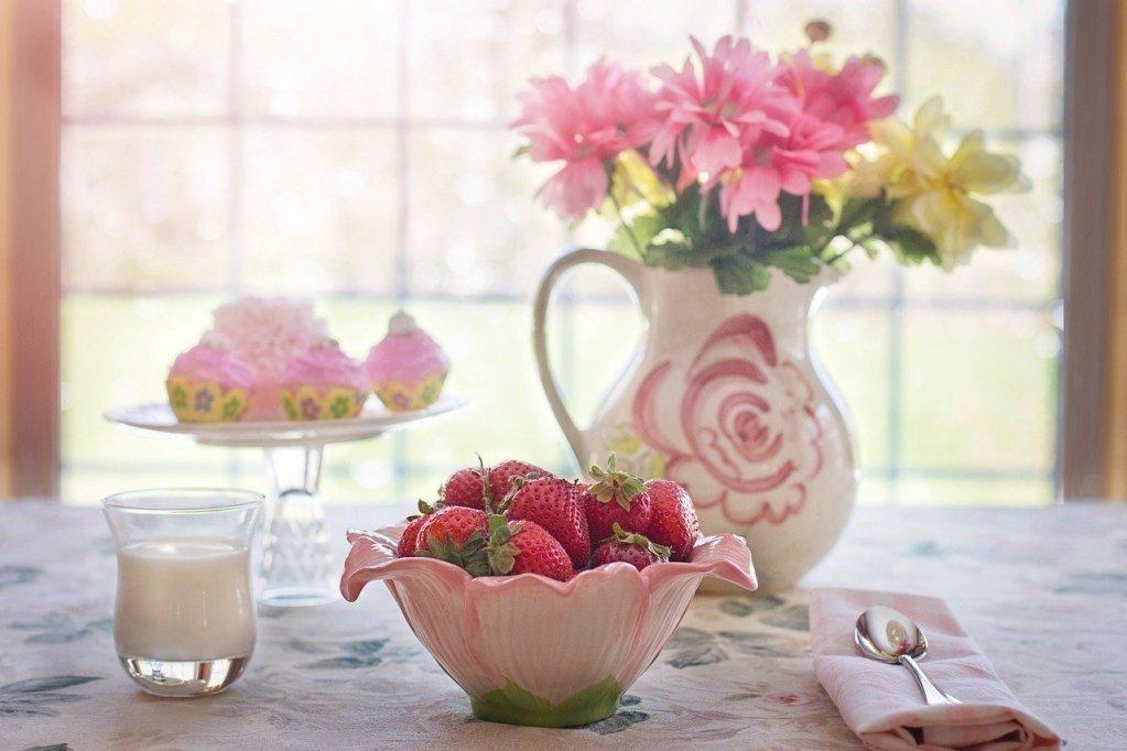 desayuno sano en casa