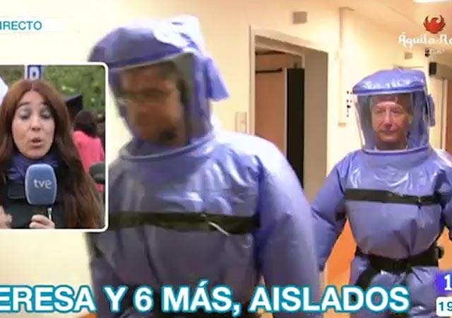 Cinco grandes cagadas de los medios sobre el primer contagio de ébola en España (5/5)