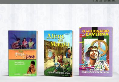 Livros Classes Agrupadas