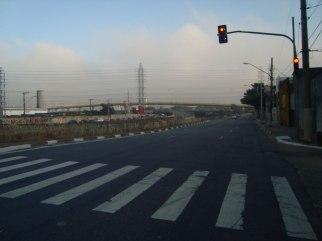 Avenida do Estado exclusividade total num domingo de manhã.