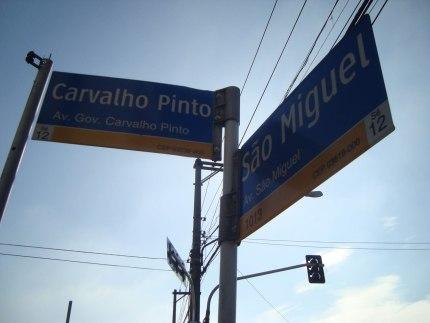 Km 22 - Importantes avenidas da ZL.