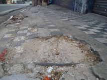 Calçada da Brigadeiro Luís Antônio