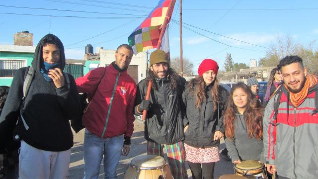 Marcha Anual en Homenaje al Joven Atahualpa