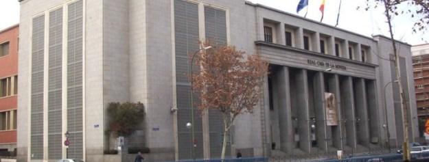 fabrica nacional moneda casa da moeda madrid