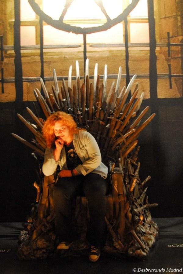 game of thrones exposiçao guerra de tronos madrid matadero o que fazer em madrid curiosidades
