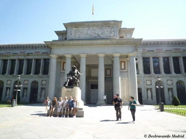 museu prado passeio arte madrid curiosidades o que fazer em madrid