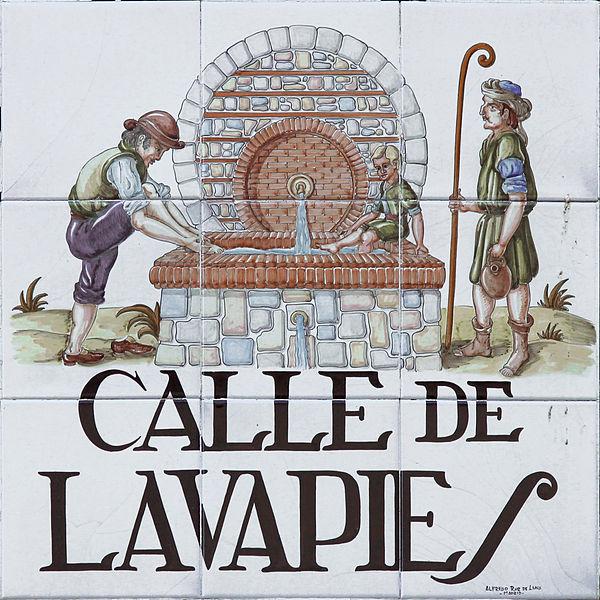 calle lavapies curiosidades madrid o que ver em madrid, Plaza de Lavapiés
