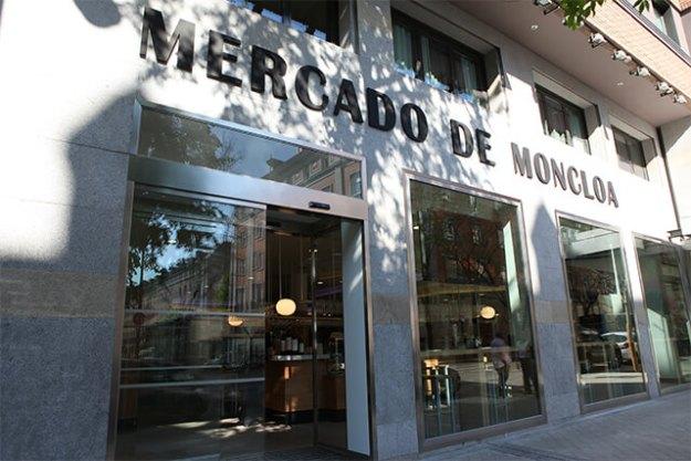 Mercado moncloa, mercados gourmet, madrid