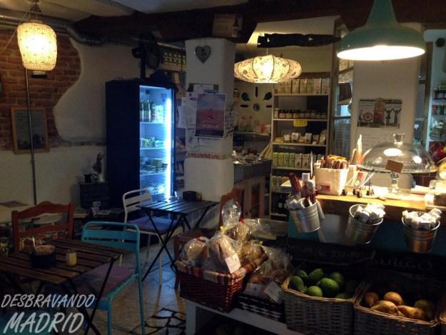 mercado, cafe el mar