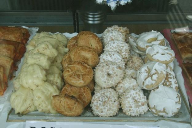rosquillas, doce tipico, festas de san isidro