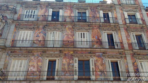 fachada Casa Panadería plaza mayor de madrid