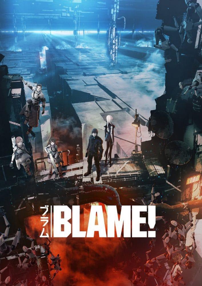 Descargar Blame! Sub español