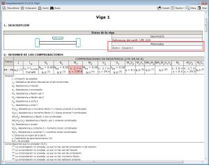 CYPECAD. Biblioteca de aceros para perfiles definidos por el usuario