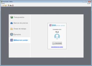 Arquímedes. Exportación de información al modelo BIM