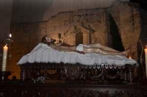 Andas Cristo Yacente