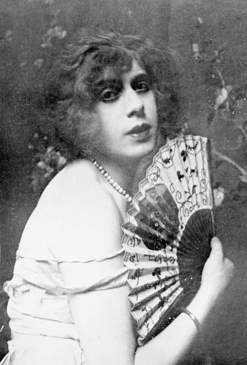 Lili Elbe 1926. Image source: Wikipedia