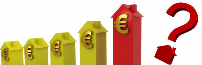 Hoezo, huizenprijzen gedaald?
