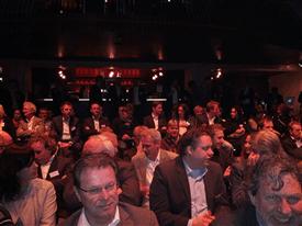 Venum heeft een volle zaal in het Luxor Live te Arnhem