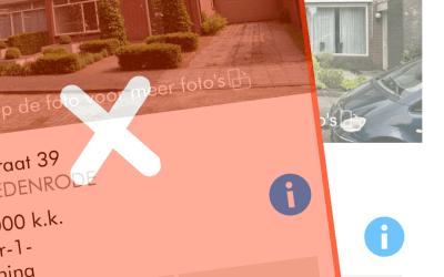 Tinder voor huizen komt er aan