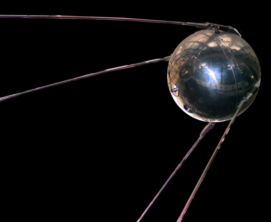 Sputnik sateliet begin van GPS