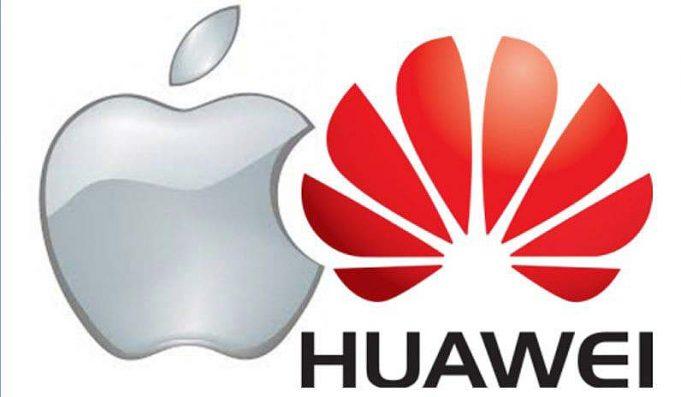 Huawei sobrepasa a Apple y ya es la segunda distribuidora de smartphones a nivel mundial