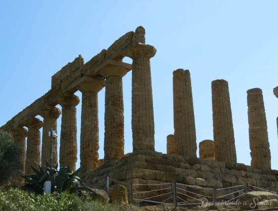 Templo de Juno - Vale dos Templos de Agrigento