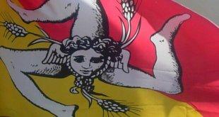 Trinacria Bandeira da Sicília