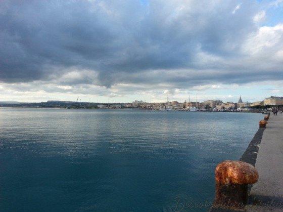 Porto de Ortigia - Foto: Acervo Pessoal