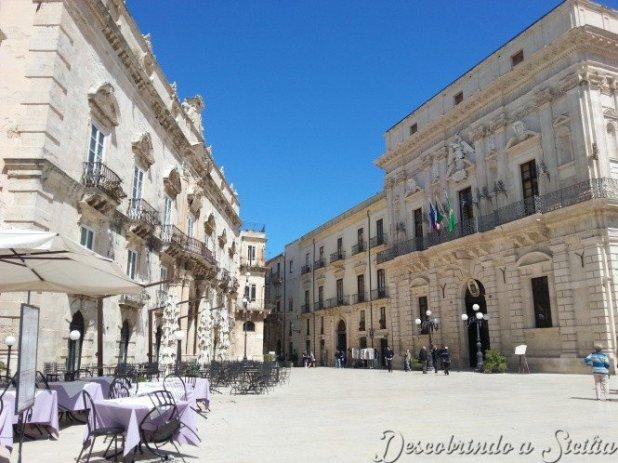 Piazza Duomo, Ortigia