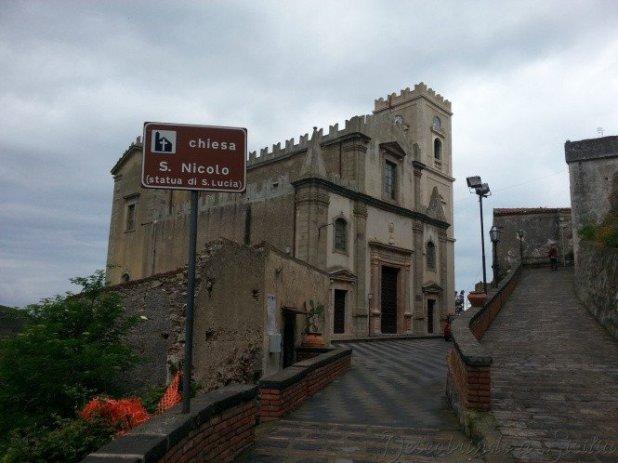 Igreja de San Nicolò em Savoca