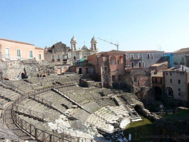 O que ver em Catania: Teatro Grego