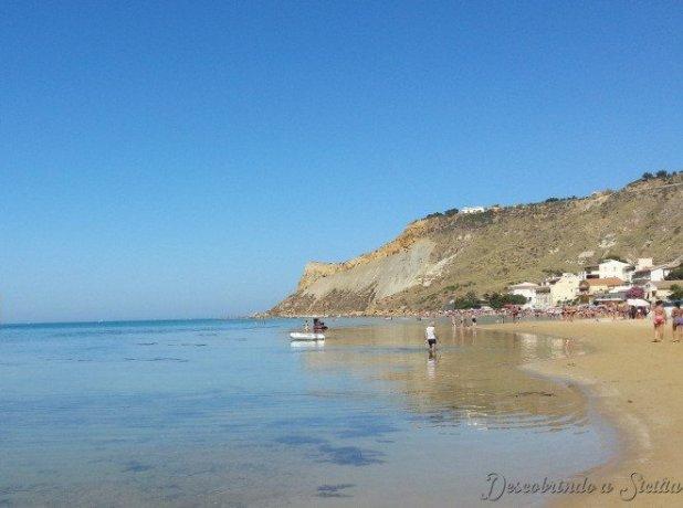 Praia de Lido Rossello