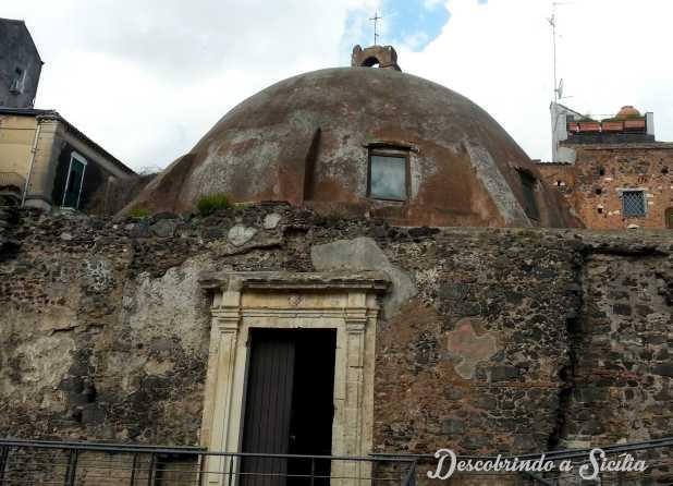 O que ver em Catania: Igreja de Santa Maria della Rotonda