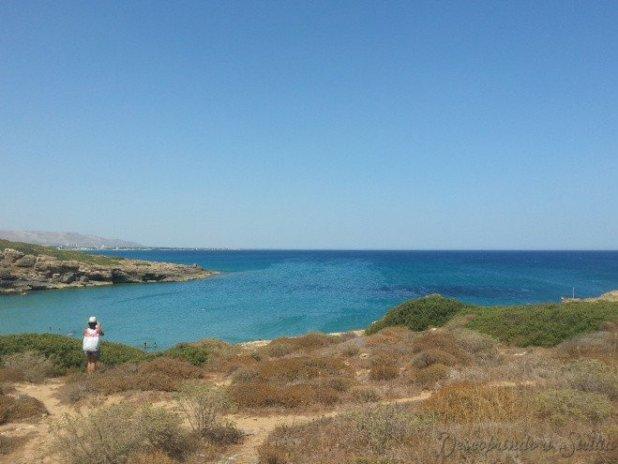 Praia de Calamosche, Sicilia
