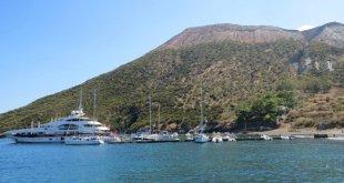 ilha de vulcano