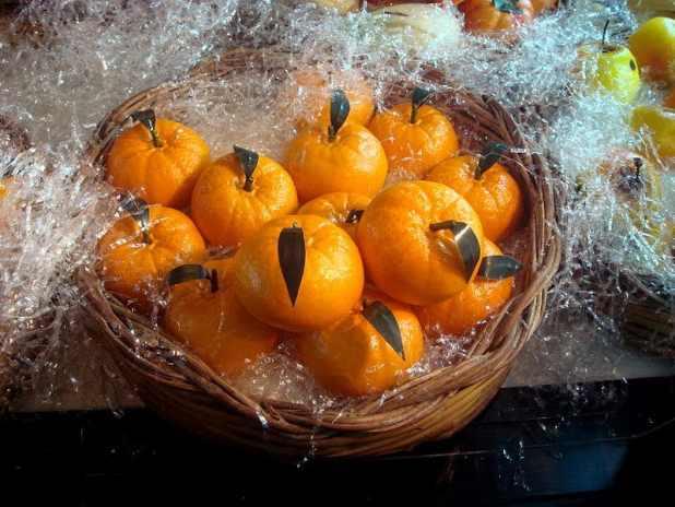 fruta martorana