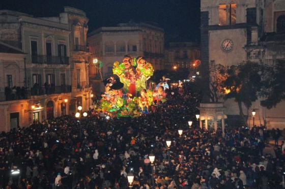 Carnaval de Acireale 2012