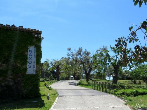 Giardini Naxos - Área arqueológica