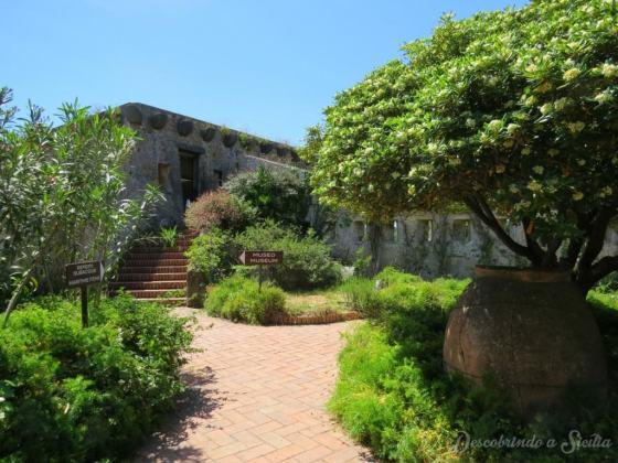 Giardini Naxos - museu arqueológico
