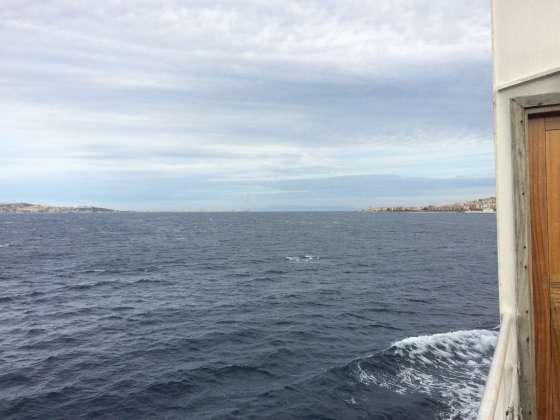 Roteiro pela Sicília - Estreito de Messina