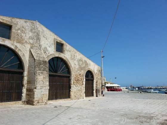 Tonnara de Marzamemi, Sicília