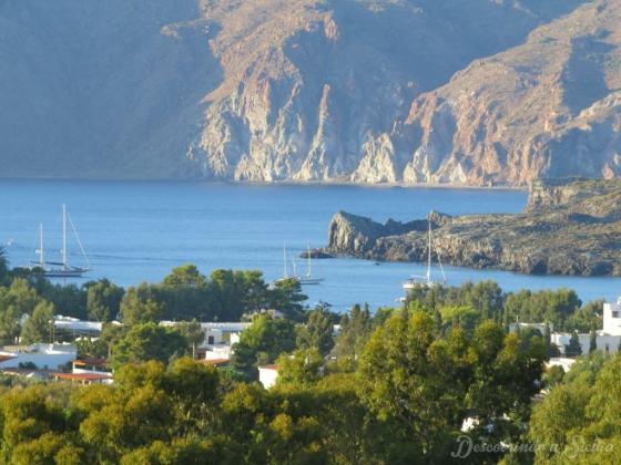 Ilha de Vulcano, Sicília